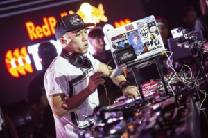 DJ Shintaro © Denis Klero/Red Bull Content Pool